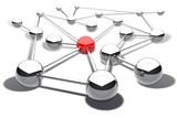 Zusammen im Netz