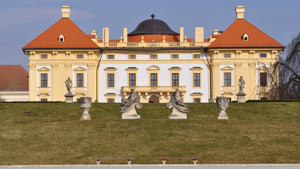 castle Slavkov, Czech republic