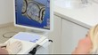 Zahnarzt - Monitor