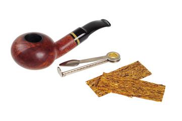Smoking pipe, tobacco