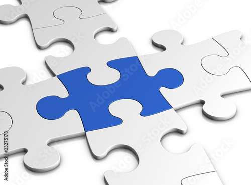 jigsaw puzzle connection