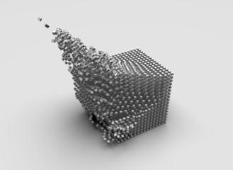 new cube