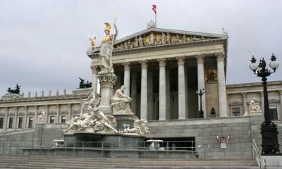 Le gouvernement à Vienne