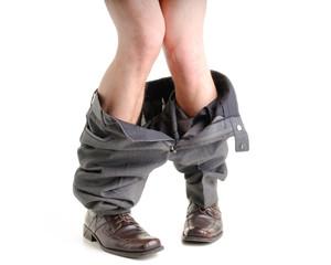 Drop your pants!