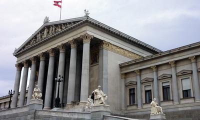 Le parlement à Vienne