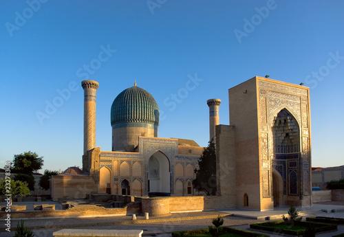 Mausoleum of  Tamerlane (Timur)