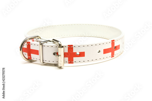 England Dog Collar