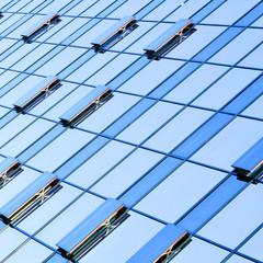 turquoise windows