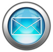 "Glossy 3D effect button ""E-Mail"""