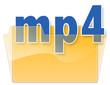 "Folder Icon ""mp4"""