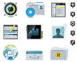 Server administration icons. Part 2