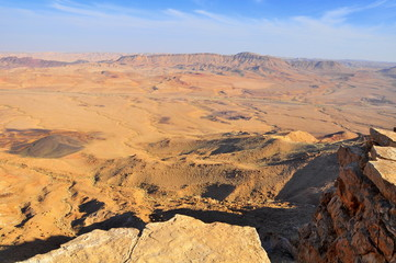 Negev desert. South Israel.