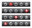 Computer & Devices // Button Bar Series