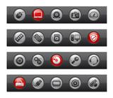 Computer & Devices // Button Bar Series