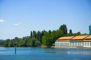 Bleiche, Konstanz, Bodensee, Deutschland
