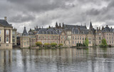 Dutch Parliament Binnenhof