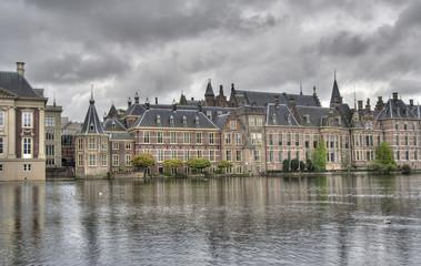 Dutch Parliament Binnenhof