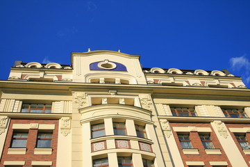 Kiev: contemporary architecture