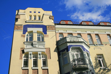 Modernism in Kiev
