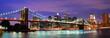 Fototapeta Panorama - Brooklyn - Budynek