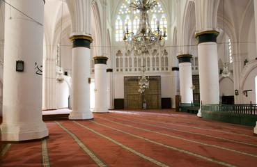 interior selimiye mosque st. sophia cathedral lefkosia nikosia c