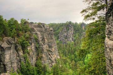 Elbsandsteingebirge / Sächsische Schweiz
