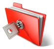 Private documents folder