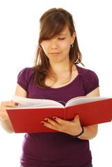 Donna che legge 01