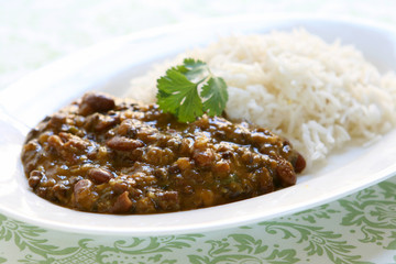 Dal Makhani (Spicy Indian Lentils)
