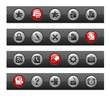 Web Site & Internet Plus // Button Bar Series