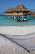 Relaxation in Bora Bora, French Polynesia