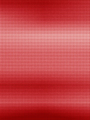 High resolution abstract 3D stainless steel red background