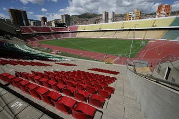 Stade olympique de La Paz