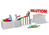 team work for solution..
