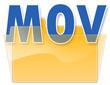 "Folder Icon ""MOV"""