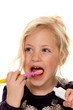 pKind bei Zahnpflege