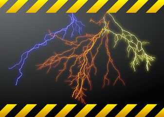 danger Lightning