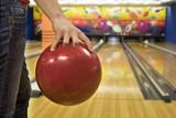 Fototapety bowling ball