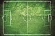 Grunge Soccer Field