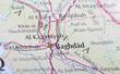 Baghdad map