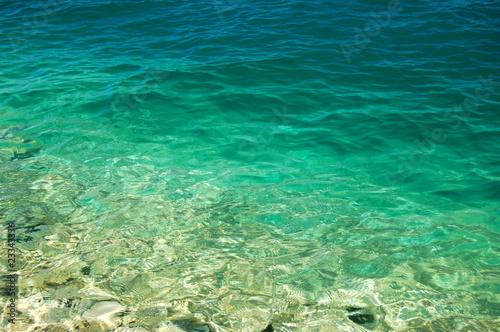 Chorwacka plaża © Darios