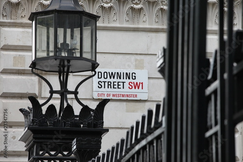 downing street city of westminster
