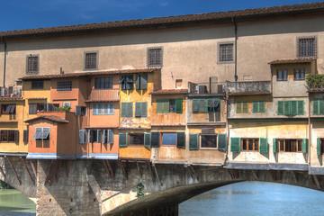Bridge - Ponte Vecchio Florence Italy