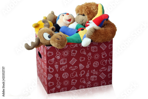 box for toys - 23352737