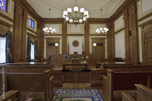 Historic Building Courtroom 3 - 23354775