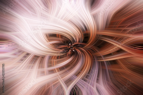 Abstract Digital Background. Digital Waves