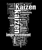 Kaizen concepts - change for the better poster