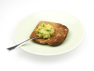 Avocado Spread on Toast