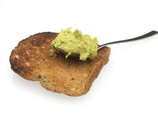 Avocado Spread on Toast