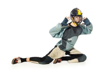 floorball goalkeeper